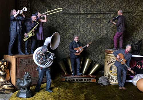 "HAZMAT MODINE ""Box Of Breath"" …"