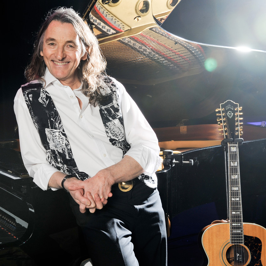 "SUPERTRAMP'S ROGER HODGSON ""40th Anniver…"