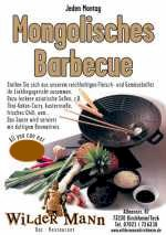 Mongolisches Barbecue