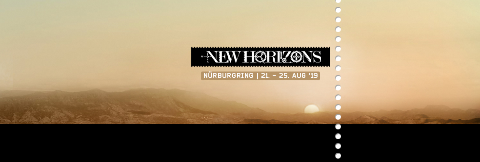 NEW HORIZONS FESTIVAL 2019 - Tickets