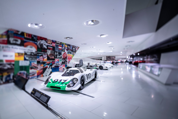 50 Jahre Porsche 917 – Colours of Speed