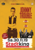 Johnny Trouble live - Support The Railbones
