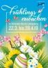 Farbenfrohes Flühlingserwachen