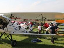 Hahnweide Oldtimer-Fliegertreffen 2013_123