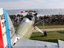 Hahnweide Oldtimer-Fliegertreffen 2013_205
