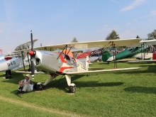 Hahnweide Oldtimer-Fliegertreffen 2013_267