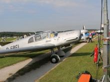 Hahnweide Oldtimer-Fliegertreffen 2013_340