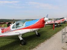 Hahnweide Oldtimer-Fliegertreffen 2013_400