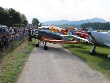 Hahnweide Oldtimer-Fliegertreffen 2013_40