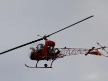 Hahnweide Oldtimer-Fliegertreffen 2013_1652