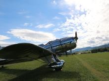 Hahnweide Oldtimer-Fliegertreffen 2013_362