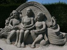 Sandskulpturen im Blühenden Barock_12