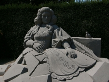 Sandskulpturen im Blühenden Barock_15