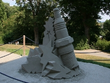 Sandskulpturen im Blühenden Barock_28