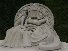 Sandskulpturen im Blühenden Barock_4