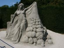 Sandskulpturen im Blühenden Barock_8