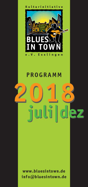 Programm Kulturinitiative BLUES IN TOWN