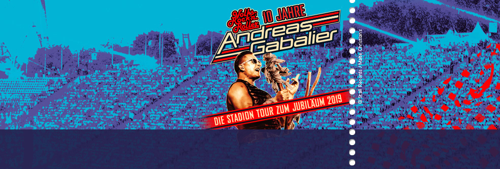 andreas gabalier tickets ticket 2018