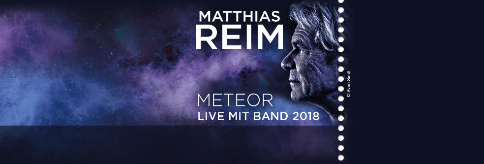 matthias reim meteor tickets 2018 ticket