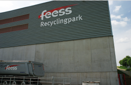 Recycling Feess Erdbau