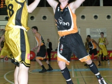 Knights vs Cuxhaven 107:77