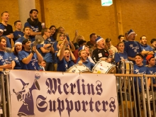Crailsheim versus Knights am 21.12.2013