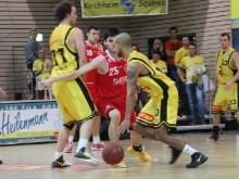 Knights vs Leverkusen Giants (JB)