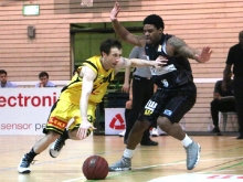 Knights vs Crailsheim 57:86