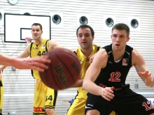 Kirchheim Knights vs finke Baskets