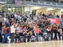 Knights vs Essen 103 : 109 (JS)